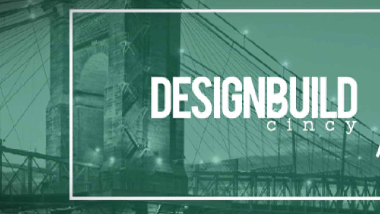 DesignBuildCincy gets creative Oct. 29-30