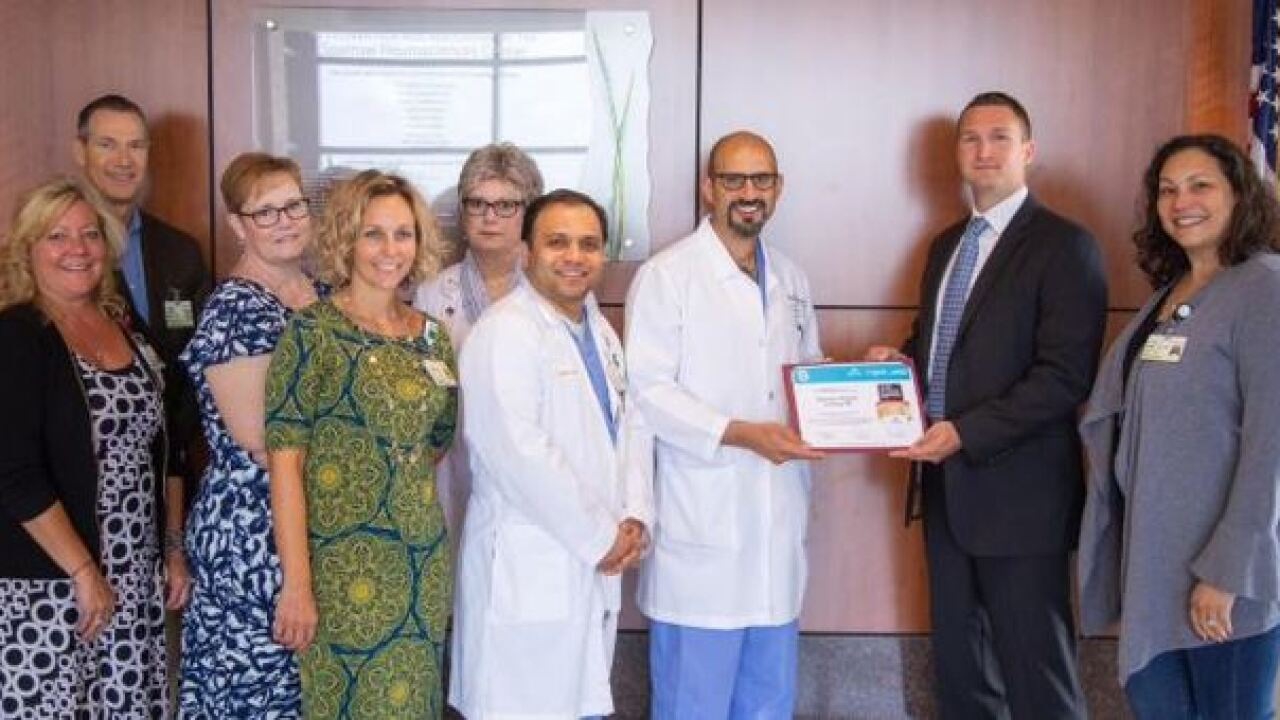 Sparrow Comprehensive Stroke Center awarded top national honor for Extraordinary Care
