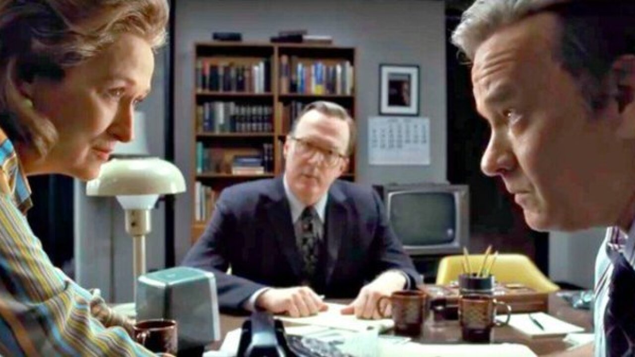 Film review: 'The Post' praises gutsy journalism