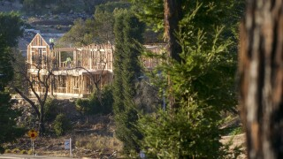 California Wildfires Rebuilding