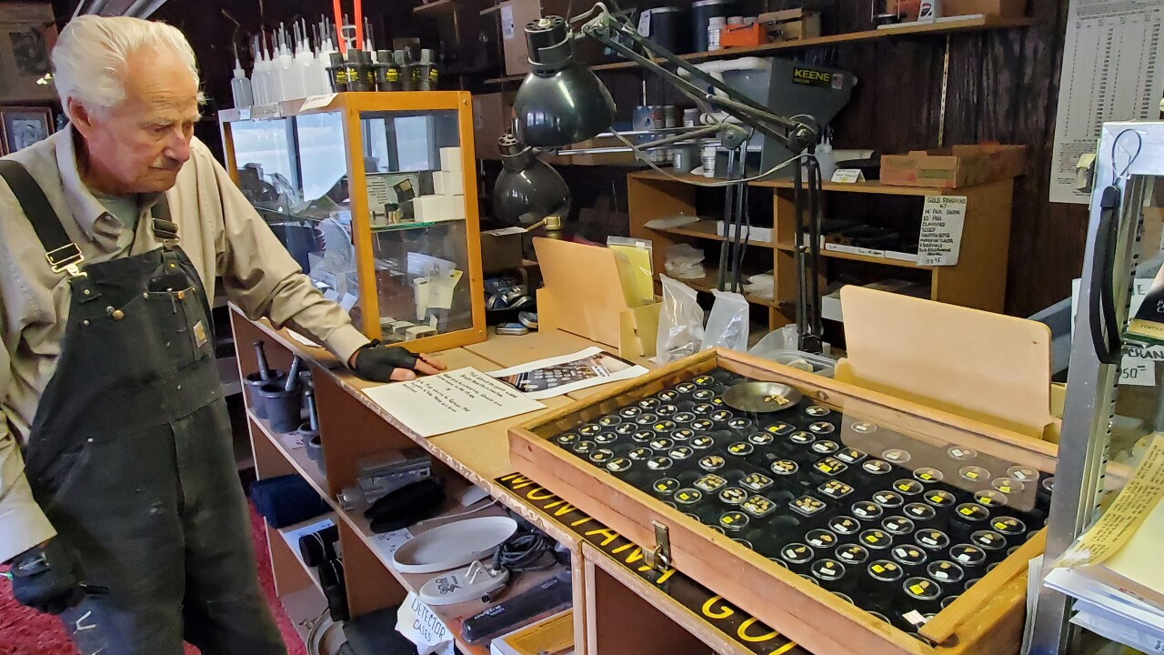 Helena prospectors shop asking for help finding 5-figures worth of gold nuggets