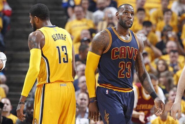 PHOTOS: Pacers lose Game 3 to Cavs, 119-114
