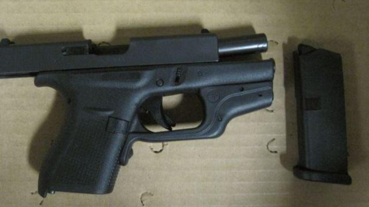TSA: Two guns found at the Boise Airport