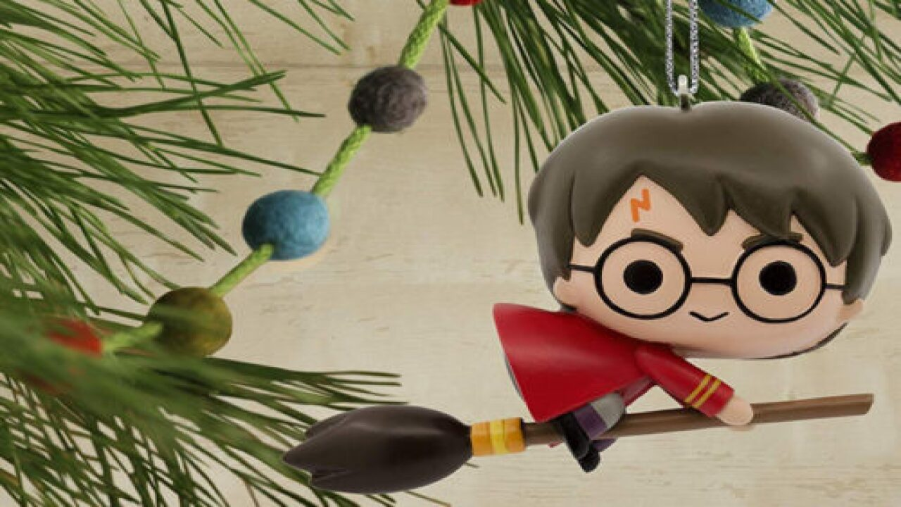 Hallmark Harry Potter Christmas Ornaments Are A Perfect Holiday Gift For Potterheads