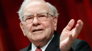How much for lunch with Warren Buffett?