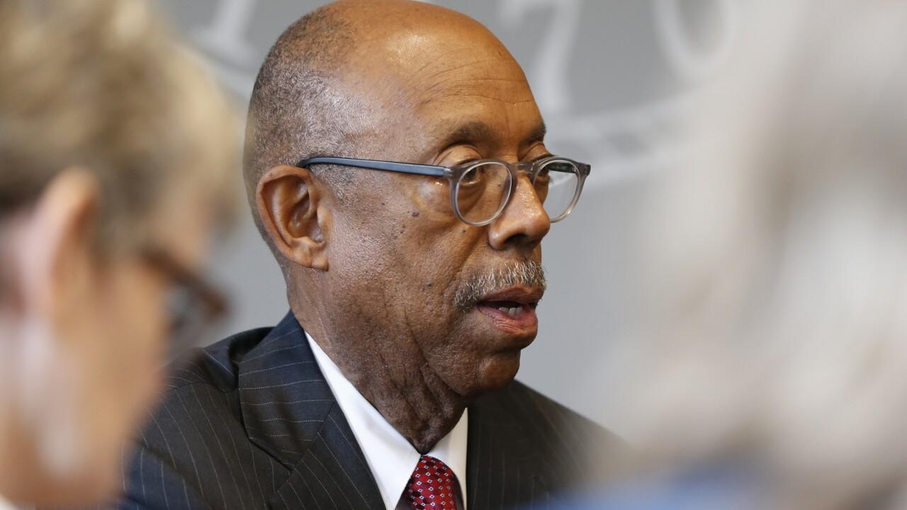 Ohio State University president plans to retire next year