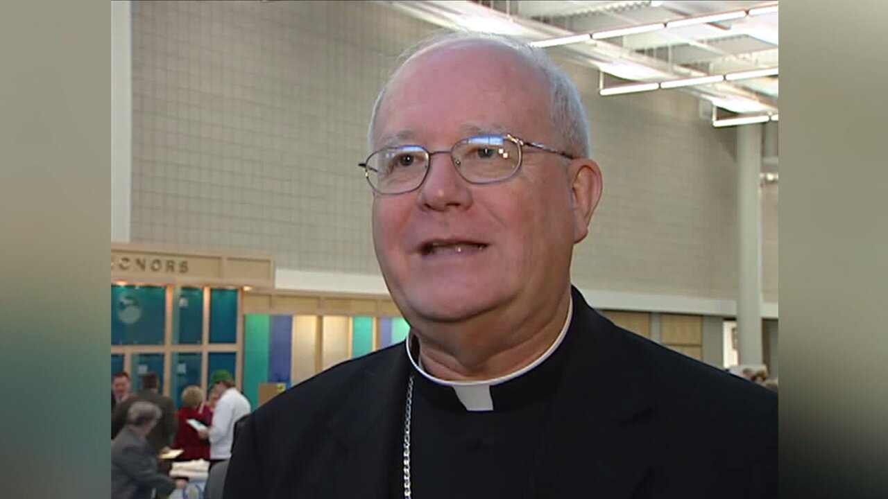 Former Catholic Bishop George H. Niederauer has died