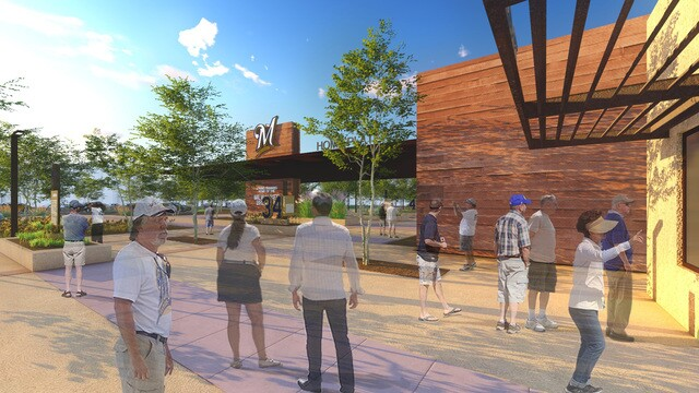 First look: Maryvale Baseball Park to get a $56M renovation