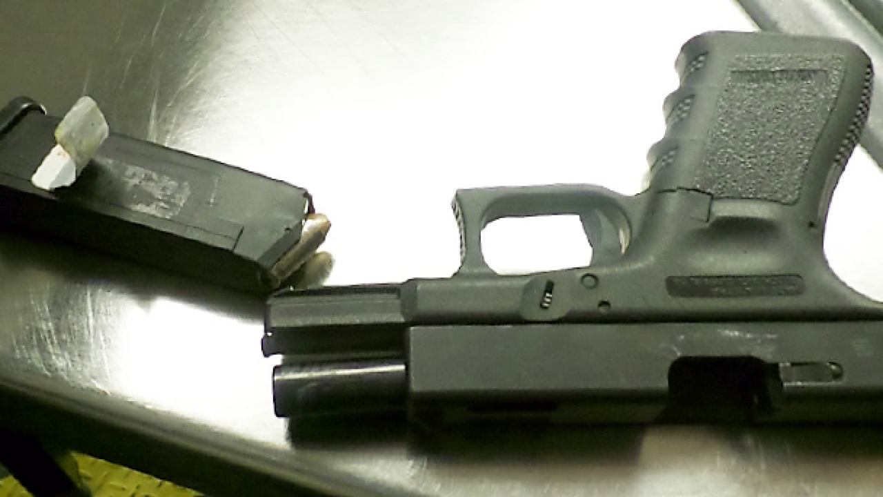 Norfolk man arrested on weapons charges after carrying loaded gun through Richmond airport security