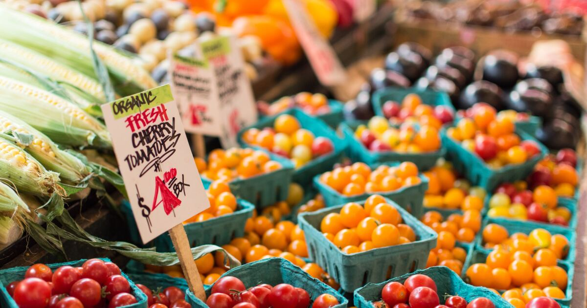 LIST: Ohio farmers' markets accepting Ohio Direction Cards, SNAP benefits