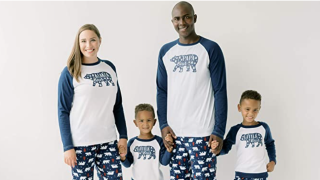 Best matching Christmas pajamas 2020
