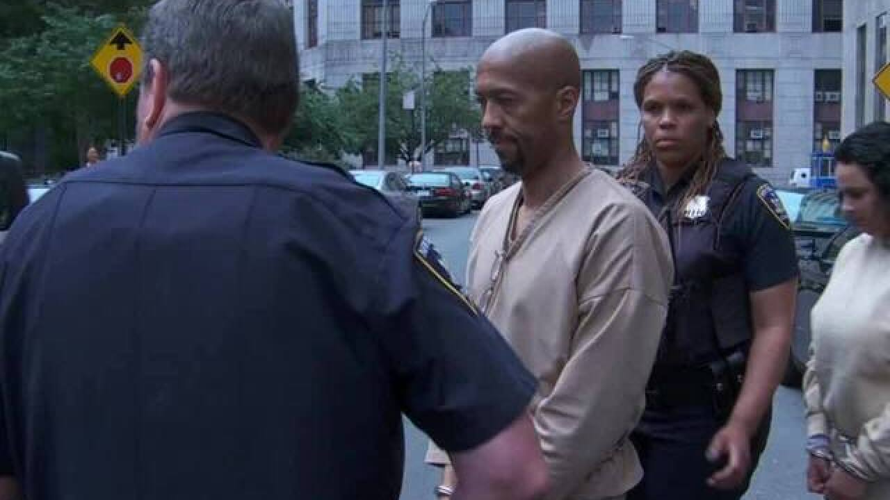 Charles Pugh being extradited to Detroit
