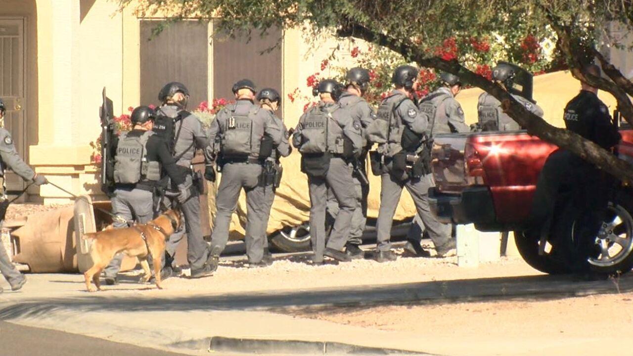 Man found shot, killed in Peoria