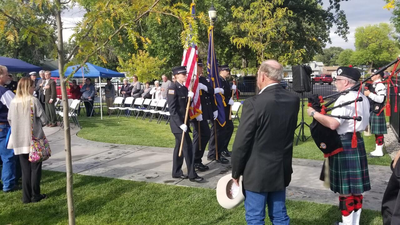 Laurel Montana Firefighter Memorial