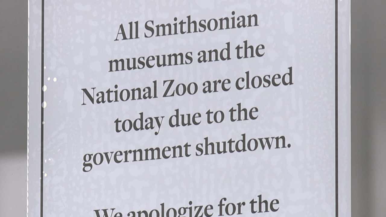 Tourists across the country feel impact of government shutdown