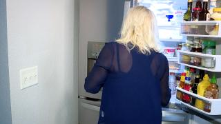 Brenda Allison fridge
