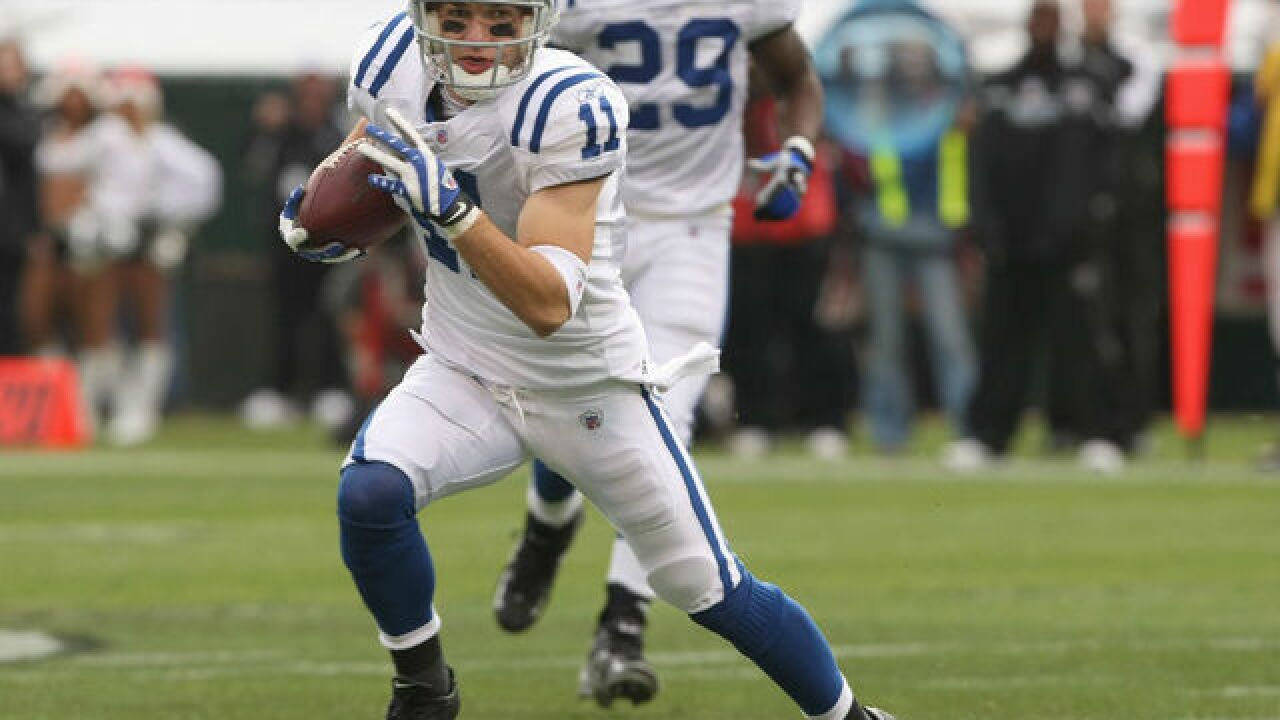 Former Indianapolis Colts player Anthony Gonzalez wins Ohio GOP US House primary