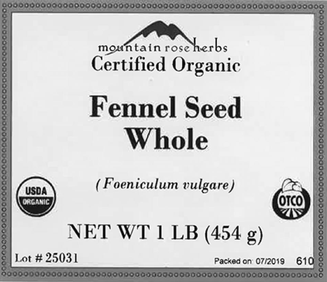 Photos: Cooking seeds sold in Virginia, N.C. recalled for Salmonella outbreakconcerns
