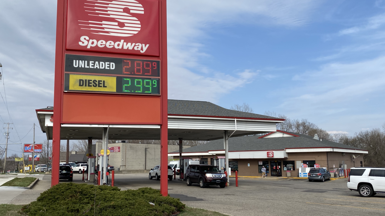 March 30 2021 gas prices grand rapids