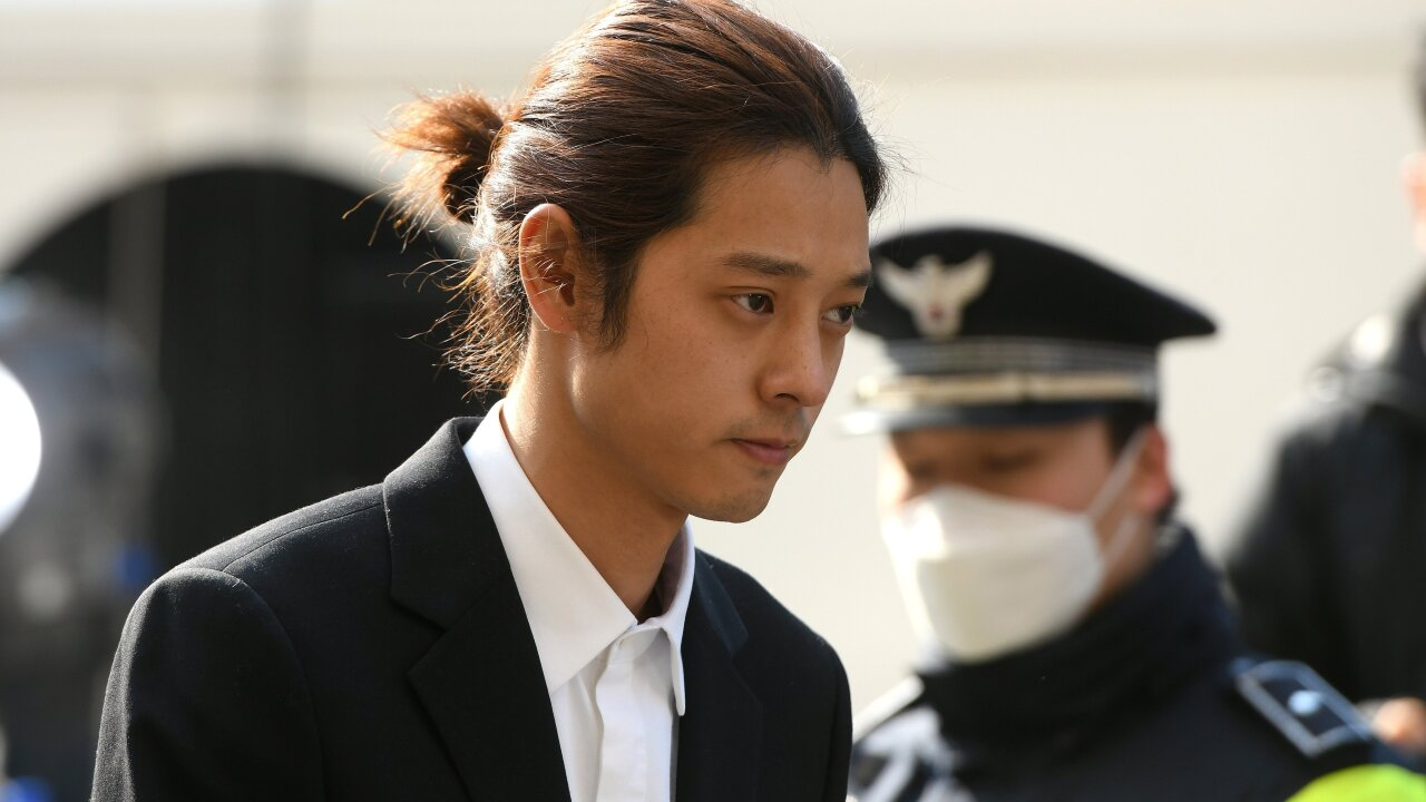 K-pop stars sentenced to prison for sexual assault. One of them also filmed it