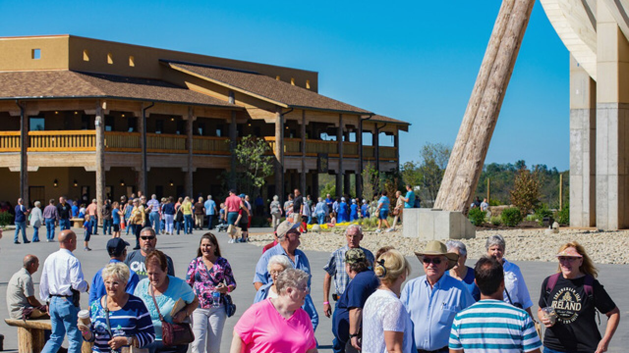 Ark Encounter helped tide of Northern Kentucky tourism rise in 2016