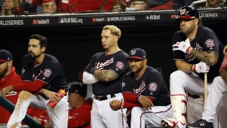 Home groan: Nats react to losing all three World Series games played at Nationals Park