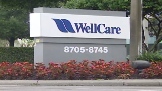 WellCare sign