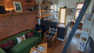 Business furnishes Airbnbs with items that guests can buy