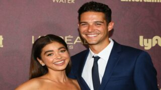 'Modern Family' Star Sarah Hyland And 'Bachelorette' Boyfriend Wells Adams Are Engaged