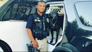 Corporal Ronil Singh of the Newman Police Department