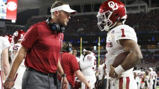 Lincoln Riley, Kyler Murray