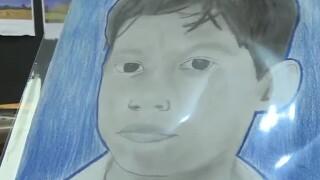 Southwest high school's portraits
