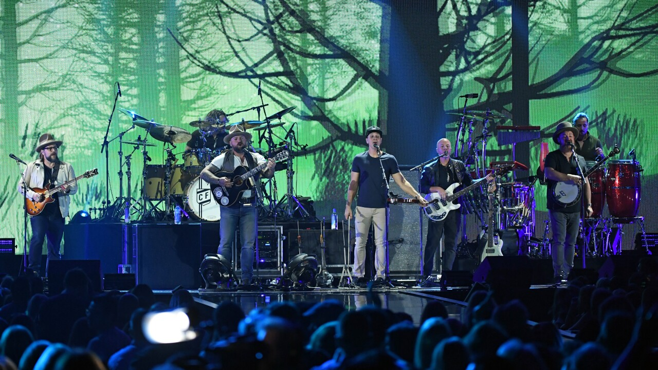Zac Brown Band to perform at Darien Lake on June 14th