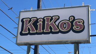 Kiko's has been serving up Mexican favorites since 1977