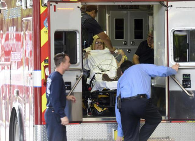 PHOTOS: Deadly airport shooting in Fort Lauderdale, Florida