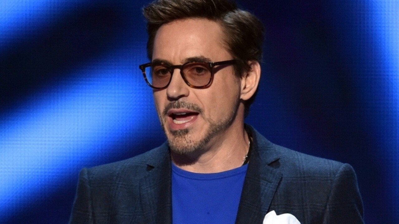 Robert Downey Jr. pardoned for drug conviction