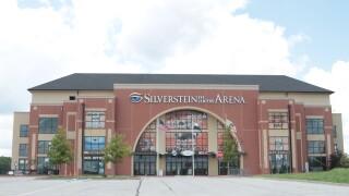 Stock Silverstein Eye Centers Arena 2