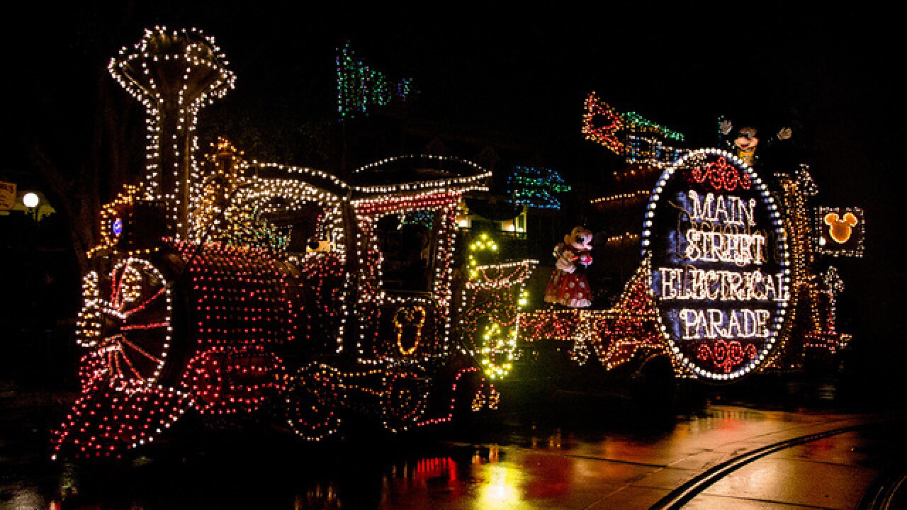 See Disney's Main Street Electrical Parade before it ends