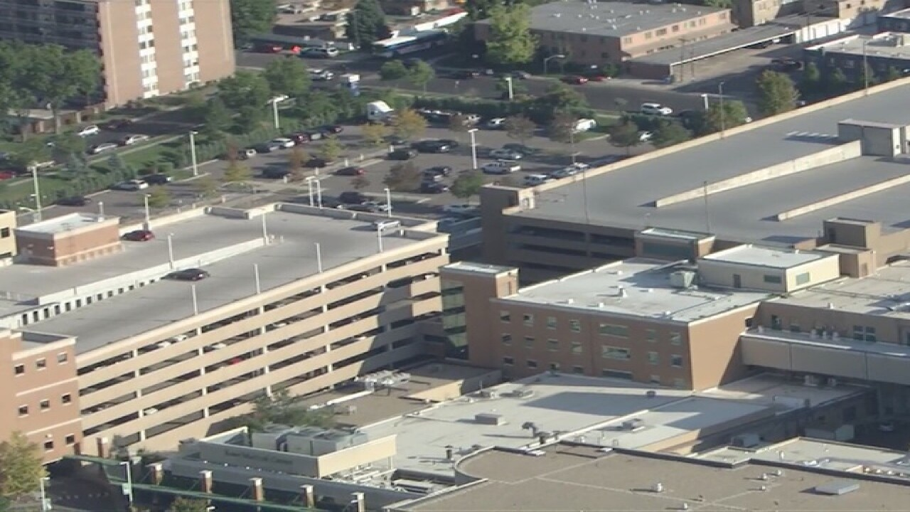 Active shooter reported at Denver hospital