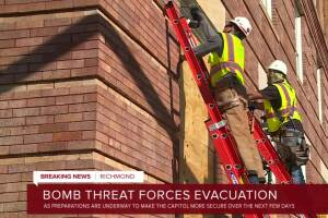 'I don't feel safe,' woman says as Richmond buildings are boarded up