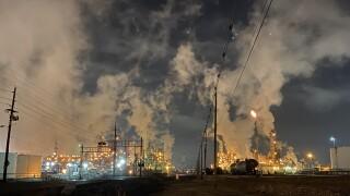 Suncor Oil Refinery in Commerce City