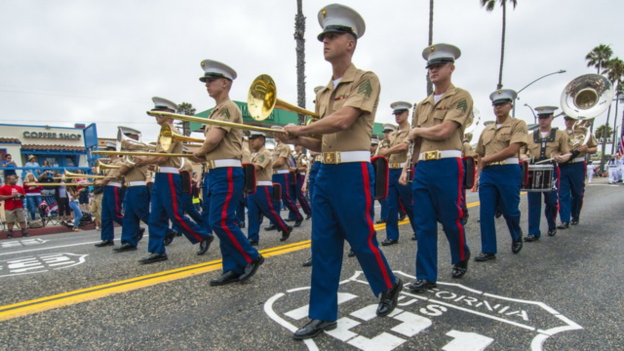 July 4th parades, fairs, parties around San Diego County