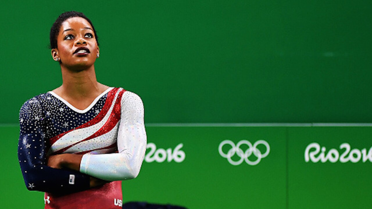 Gabby Douglas hurt by Twitter harassment