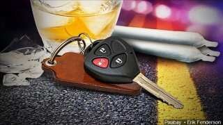 Palmetto man booked with DWI in crash