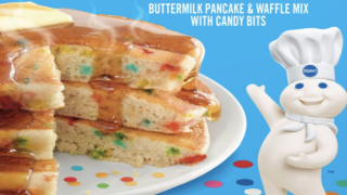 Pillsbury Now Makes Funfetti Pancake And Waffle Mix