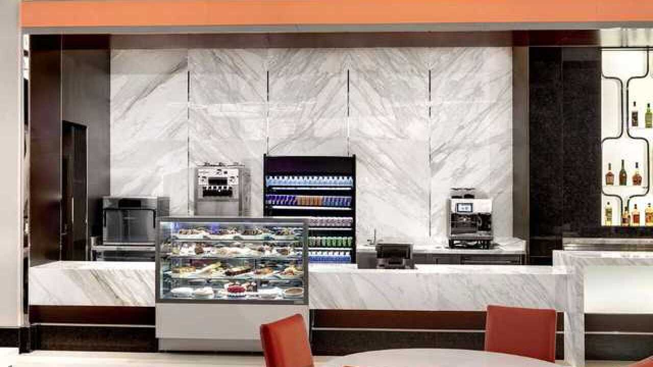 Bingo room at Palace Station now serving food