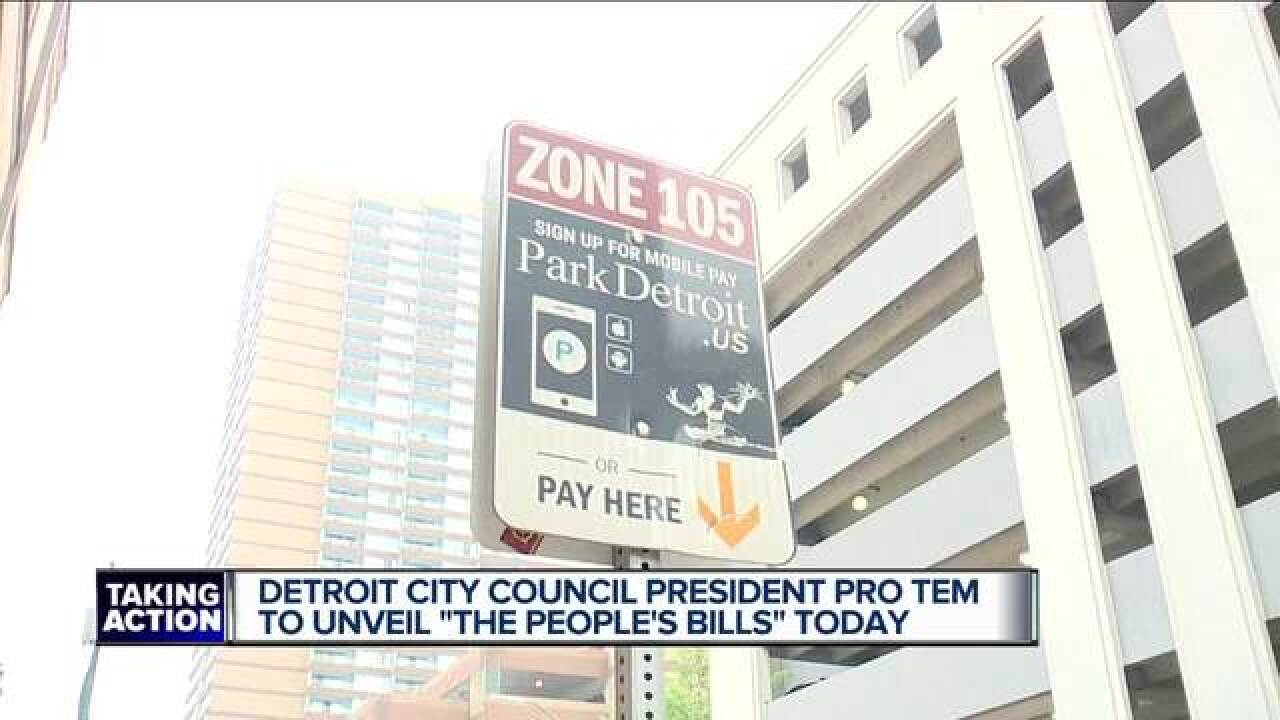 Detroit City Council to address community issues