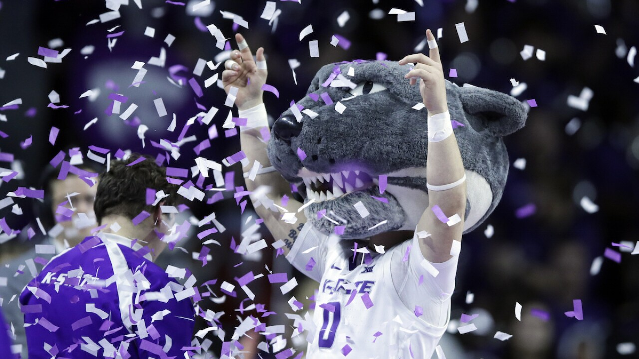 Texas, Kansas State announces student-athletes have tested positive for COVID-19