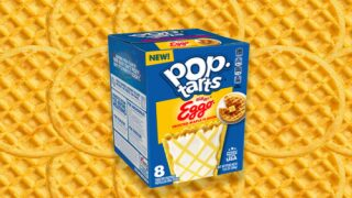 Pop-Tarts Teamed Up With Eggo To Release Their Latest Flavor