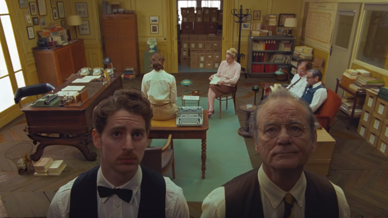 First trailer released for Wes Anderson's new film, 'The French Dispatch'